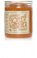 Spice rub No 1 Honey & ginger | 270g